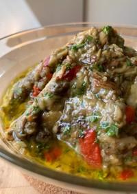 ギリシャ料理 焼なすのディップ