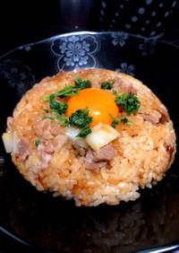 炊飯器で1発!炊き込み魯肉飯の作り方