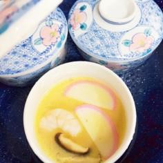 お義母さんのレシピで茶碗蒸し