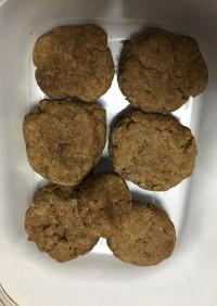 はったい粉のソフトクッキー!幼児のおやつ