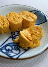 納豆のタレで♪ふんわり♡おべんとう卵焼き