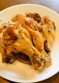圧力鍋で作る 鶏手羽元黒酢煮