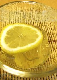 さわやかレモンゼリー(透析食)