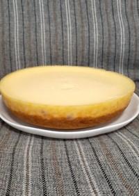 炊飯器で☆* 濃厚チーズケーキ