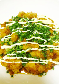 鶏肉のバターマヨネーズソース☆ポン酢かけ