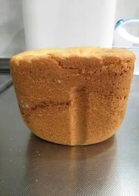 ホームベーカリーでミルク食パン
