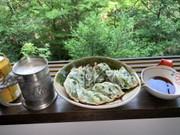 夏野菜の餃子【ダイエット】の写真