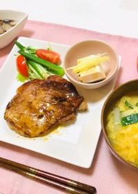 簡単・夕飯献立・和食・手抜き料理