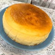簡単お店みたいなスフレチーズケーキ♥♥の写真