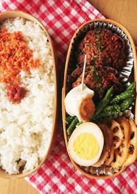 お弁当★豆腐ハンバーグ★作り置き★常備菜