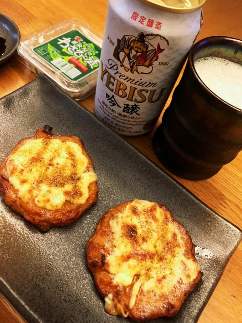 野菜天のマヨネーズ焼【トースター】