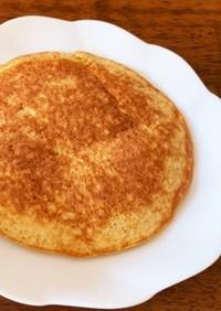 バナナ・オートミールダイエットパンケーキ