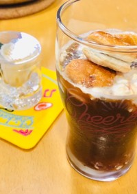 白玉つぶあん☆アイスコーヒー♬(紅茶も)