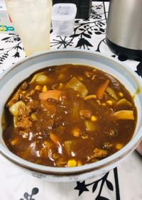 糖質ゼロ麺 カレー南蛮