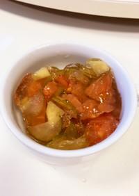 【介護食】夏野菜のサラダゼリー
