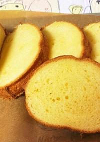 トヨ型で甘くて濃厚なブリオッシュ食パン
