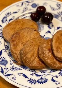プロテインdeチョコパンケーキ