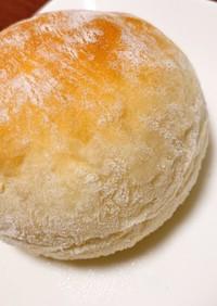 牛乳不使用!簡単ふんわりもちもちパン