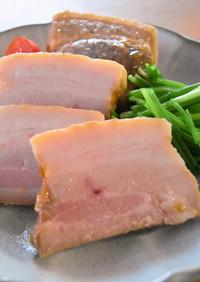 ヨーグルトメーカーで豚の角煮