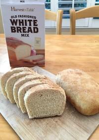 トレジョーのパンミックスでアメリカ食パン