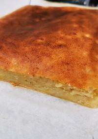 トースターで★簡単バナナパウンドケーキ