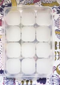 【離乳食初期】ブレンダーで10倍がゆ