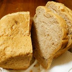 クルミ・レーズンシナモンオリーブ油のパン