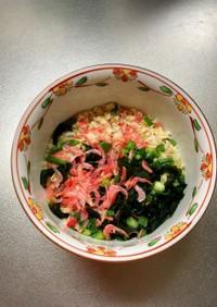 ✩海老香るオートミールの中華粥✩