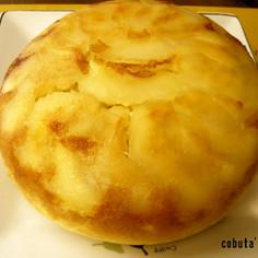 超簡単!炊飯器におまかせ梨のケーキ☆
