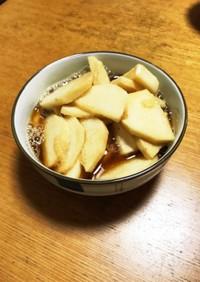 簡単おつまみ 山芋の漬物