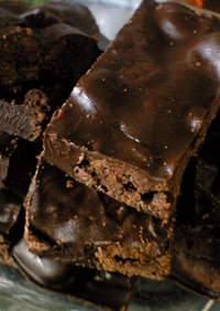 ざっくりクッキーチョコ。