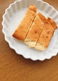 ダイエット チーズケーキ