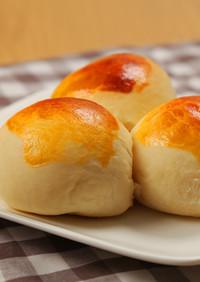 オーブンレンジで簡単!ミルクパン