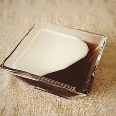 *練乳ミルク*珈琲ゼリー