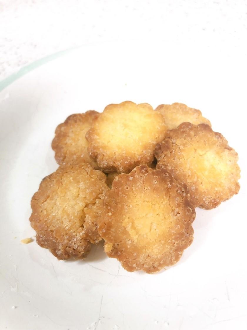 TOP10入り!!米粉のレモンクッキー