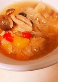 デトックススープ★ウェイパー味噌