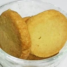 米粉入りでさっくりアイスボックスクッキー