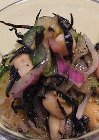 ひじきのマリネ風サラダ