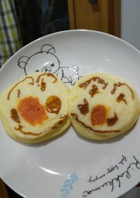 アンパンマンホットケーキ2