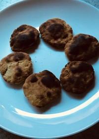 大豆粉のソフトクッキー