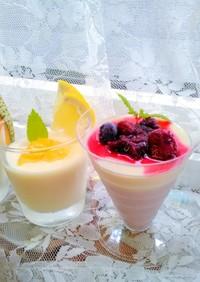 カラダ喜ぶ★ヘルシー豆乳&みりんプリン!