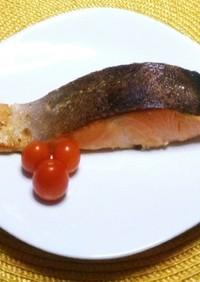【フライパンで焼く】焼き鮭