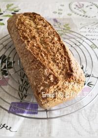 準備5分-焼成1時間パン