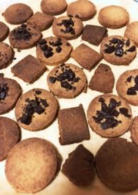 小麦粉・卵なしの上新粉クッキー