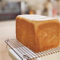 ふんわり♪優しい食パン