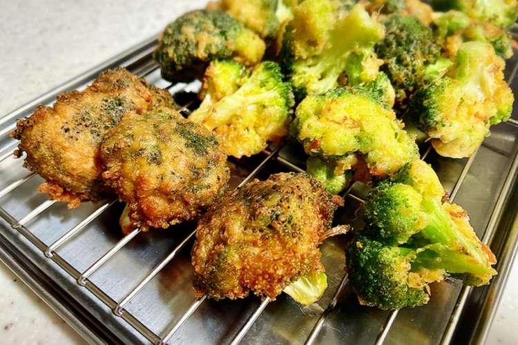揚げる ブロッコリー 冷凍ブロッコリーを揚げることはできますか?