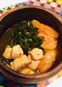 海藻美人の入場門★食べるダイエットスープ