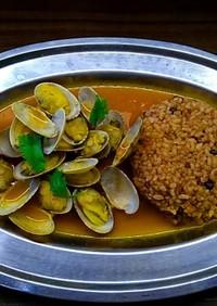 深川ラッサムカレー雑穀玄米スパイスカレー