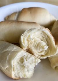 トースターで焼く!素朴なパン(HB使用)