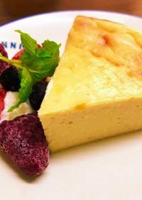 ダイエット中でも罪悪感なし!チーズケーキ